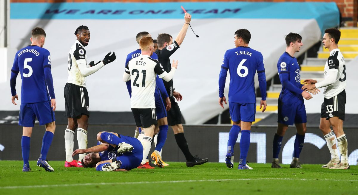 FIVE NIGERIANS AMONG 12 AFRICANS IN RECORD-MAKING FULHAM-CHELSEA PREMIERSHIP TIE