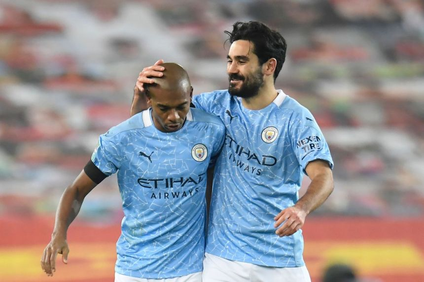 CITY WIN BATTLE OF MANCHESTER TO REACH LEAGUE CUP FINAL