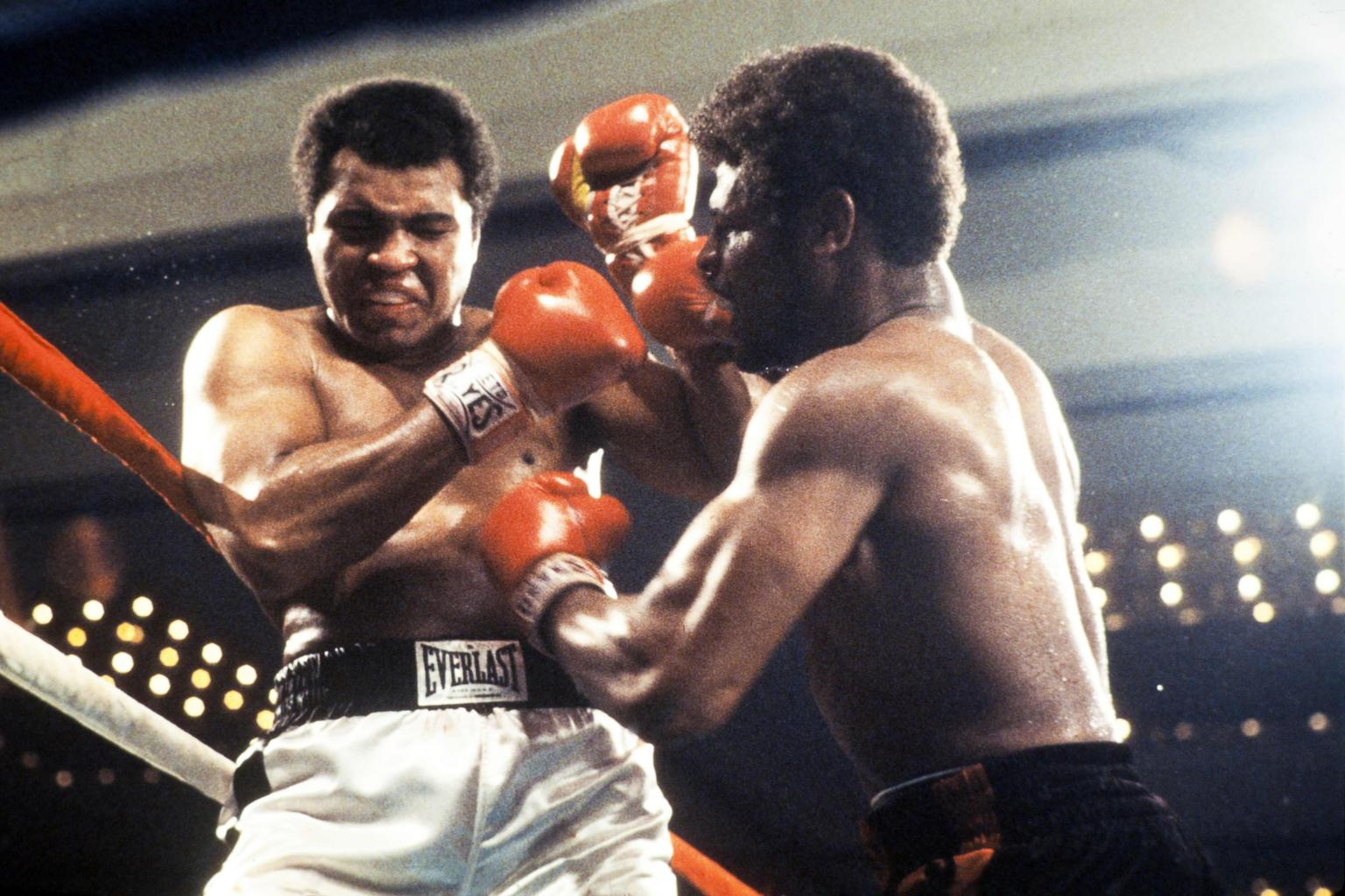 FORMER BOXING HEAVYWEIGHT CHAMPION, LEON SPINKS IS DEAD