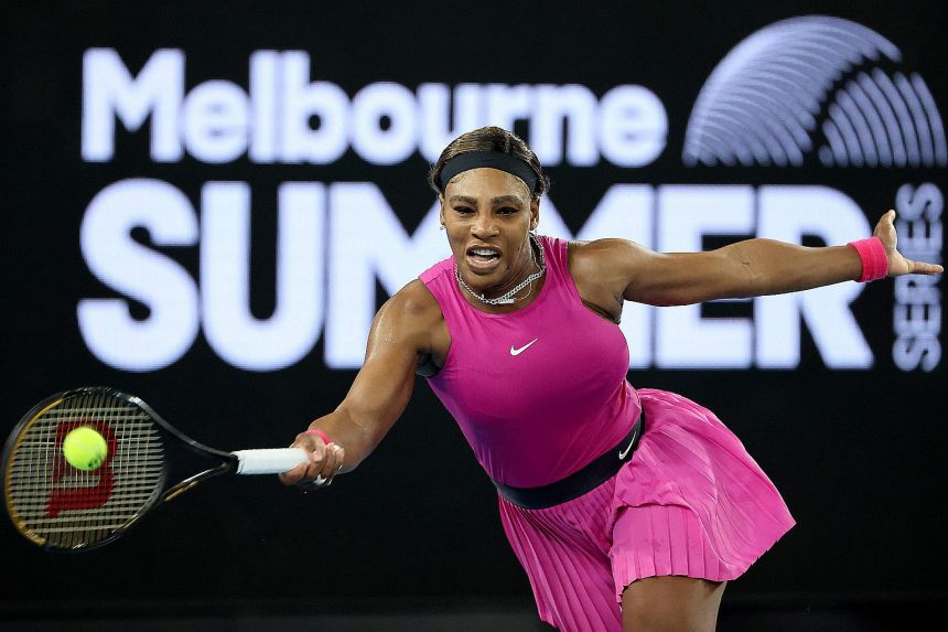 SERENA WILLIAMS WITHDRAWS FROM AUSTRALIAN OPEN TUNE-UP EVENT