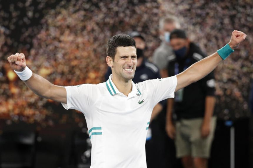 NOVAK DJOKOVIC WINS RECORD-EXTENDING NINTH AUSTRALIAN OPEN TITLE