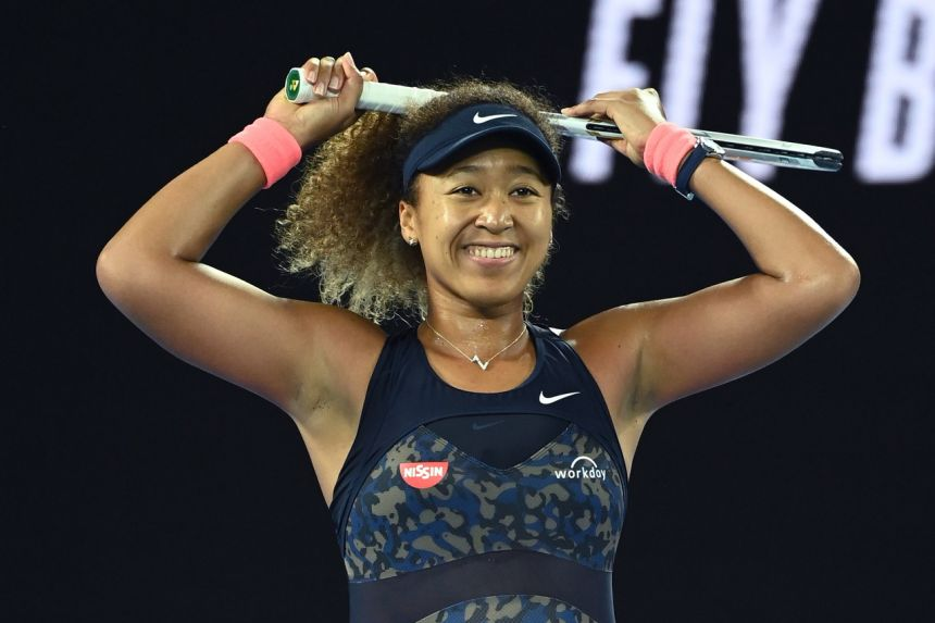 HOW NAOMI OSAKA BECAME AUSTRALIAN OPEN CHAMPION