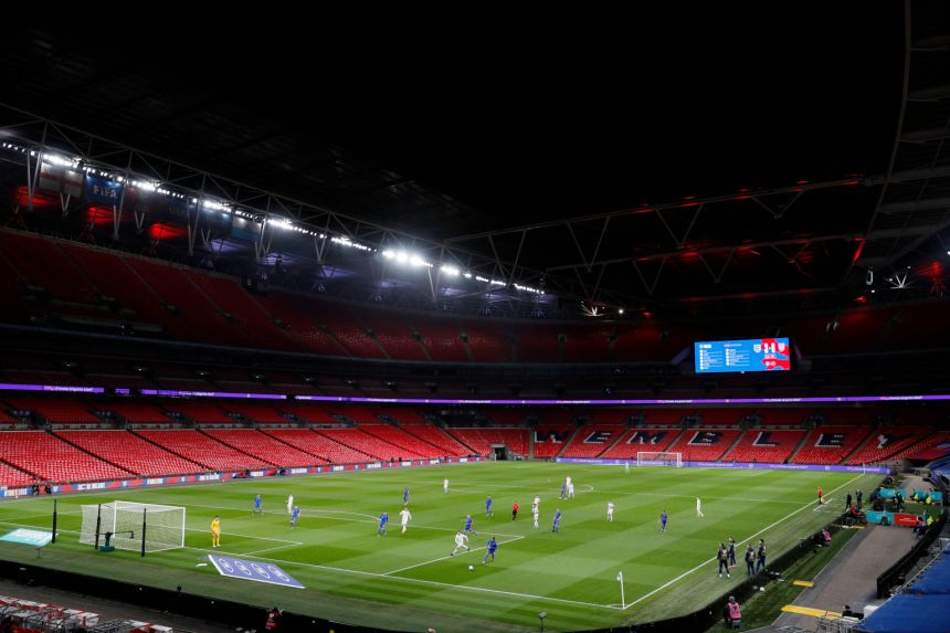ONE FA CUP SEMI-FINAL MATCH TO BE USED AS TEST EVENT FOR RETURN OF CROWDS IN ENGLAND