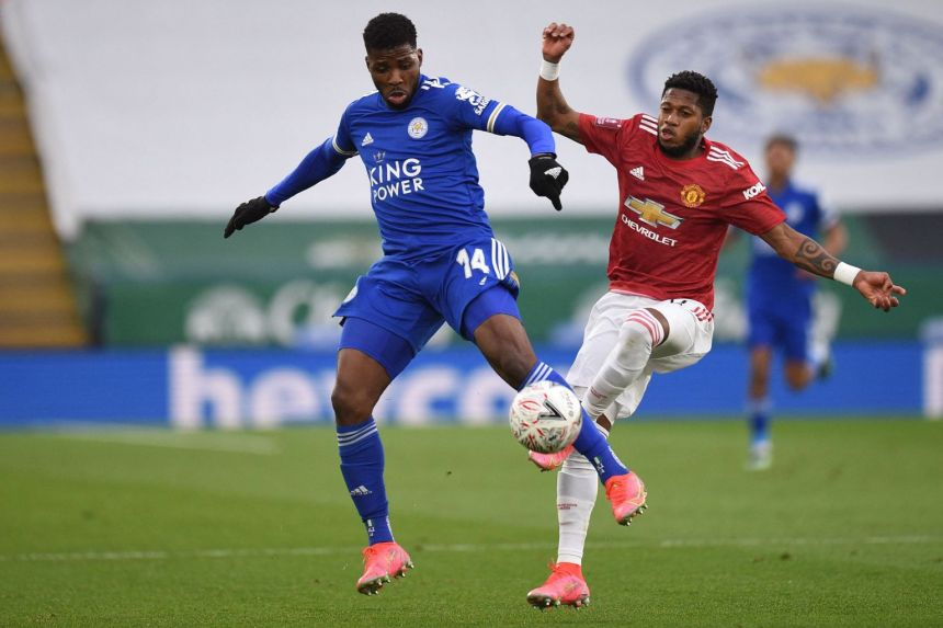 IN-FORM IHEANACHO, WITH A BRACE, DISUNITE UNITED TO TAKE LEICESTER TO FA CUP SEMI-FINALS