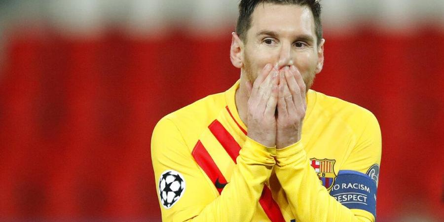 Lionel Messi's gets new £206m Barcelona contract offer – with two-year David Beckham link-up