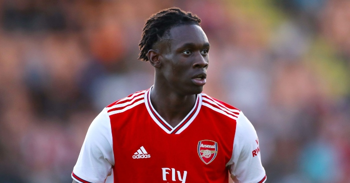 NIGERIA-BORN FOLARIN BALOGUN SIGNS NEW LONG-TERM ARSENAL CONTRACT