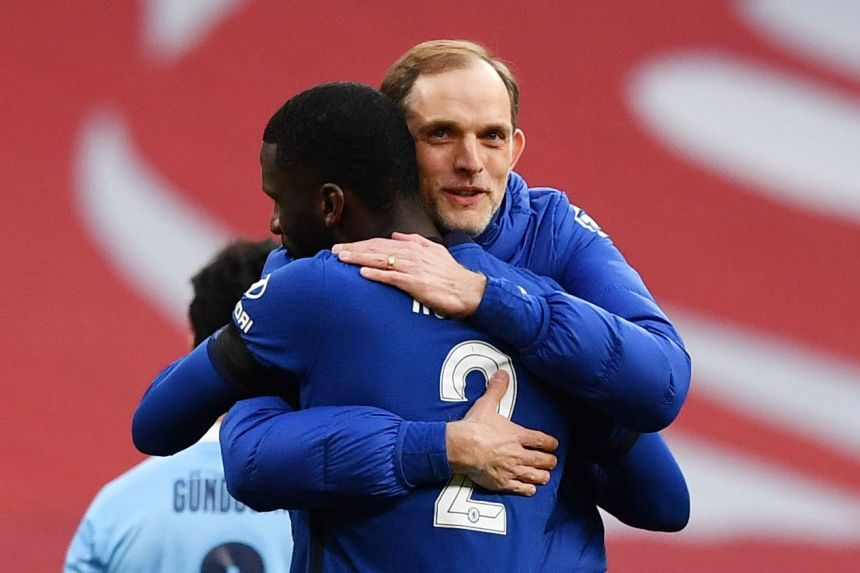 CHELSEA ARE CLOSING THE GAP WITH CITY, SAYS TUCHEL AFTER WIN