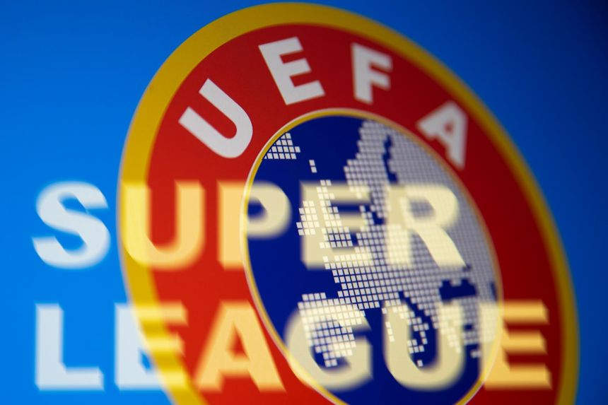 UEFA WEIGHS $9.6 BILLION CENTRICUS DEAL TO STOP BREAKAWAY SUPER LEAGUE