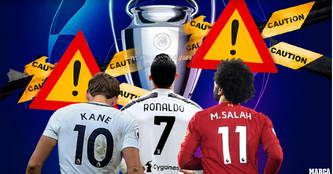 HALF OF SUPER LEAGUE FOUNDING CLUBS IN DANGER OF MISSING OUT IN CHAMPIONS LEAGUE!