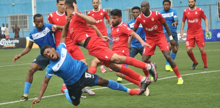 'BIG ELEPHANT' ENYIMBA CRASHES AT AHLY BENGHAZI TO THROW OPEN CONFEDERATION CUP GROUP