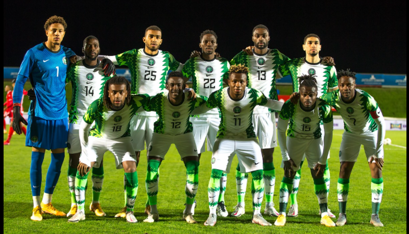 Super Eagles to face formidable opposition from Pot 2 of Africa Cup of Nations draw