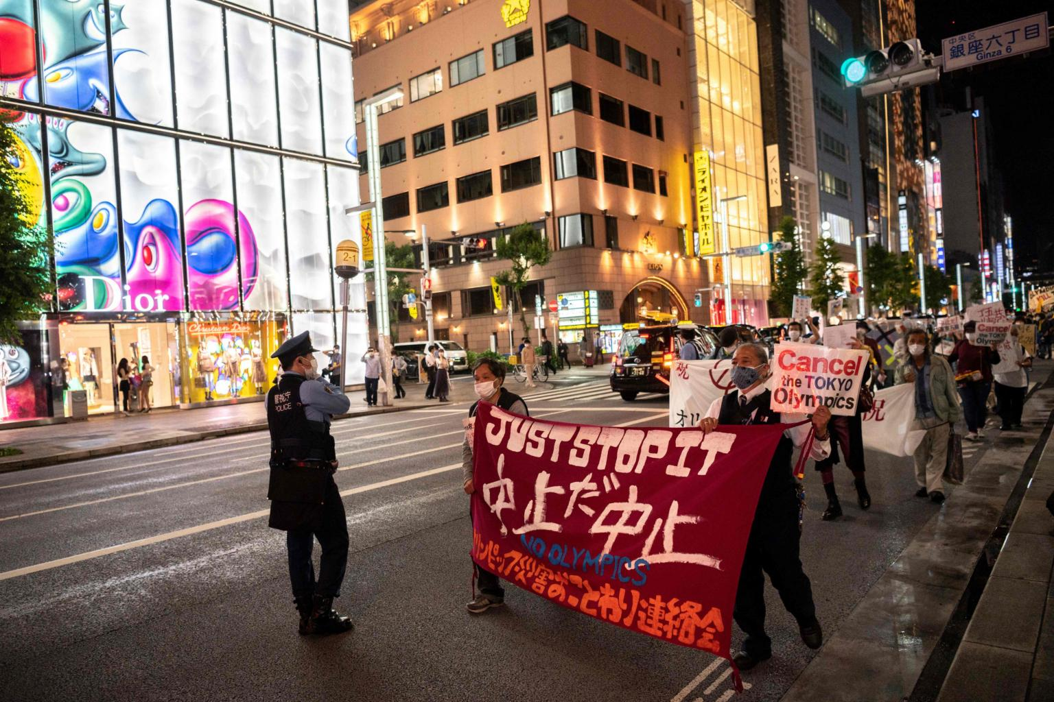 Consequences and Financial Implications of Tokyo 2020 Cancellation