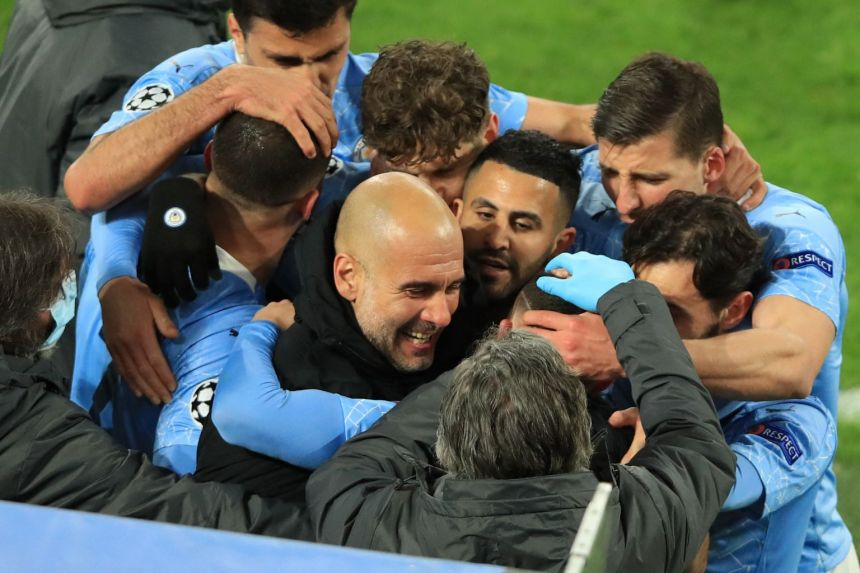 GUARDIOLA HAILS MAN CITY AFTER 'HARDEST' TITLE TRIUMPH