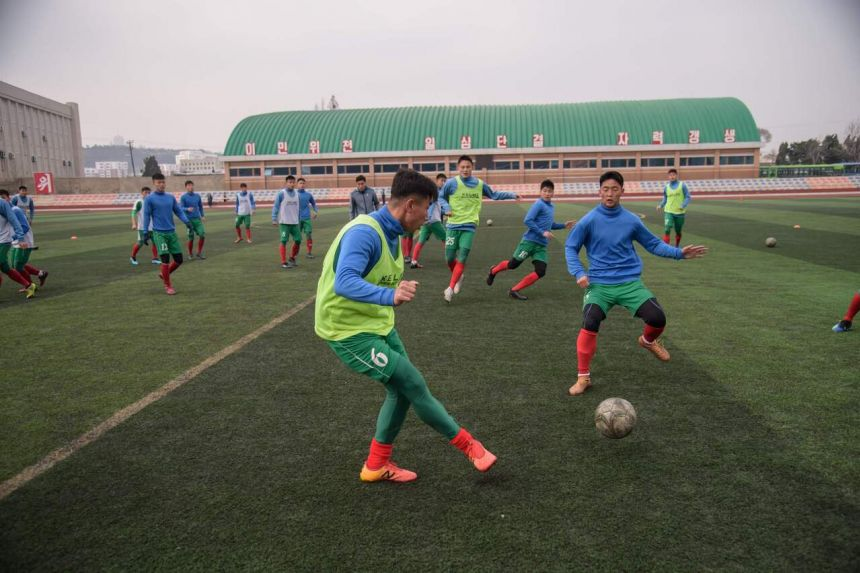 CORONAVIRUS CLAIMS FIRST WORLD CUP CASUALTY AS NORTH KOREA PULL OUT OF  QUALIFIERS