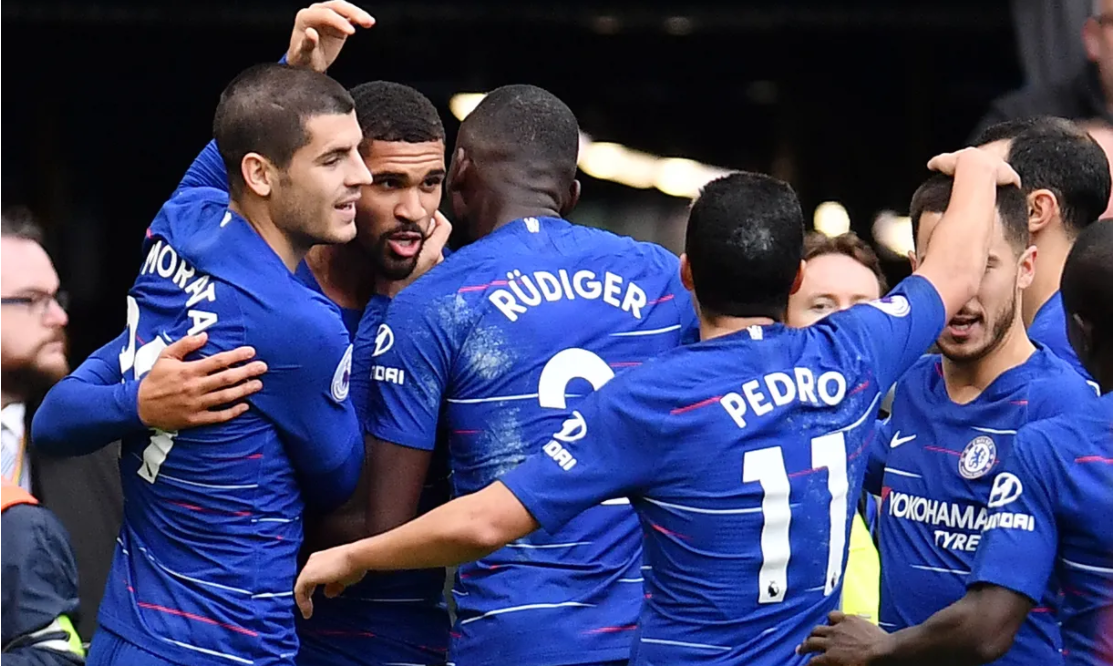 HUGE NIGERIAN AND AFRICAN PRESENCE HIGHLIGHTS CHELSEA'S DEFEAT OF FULHAM