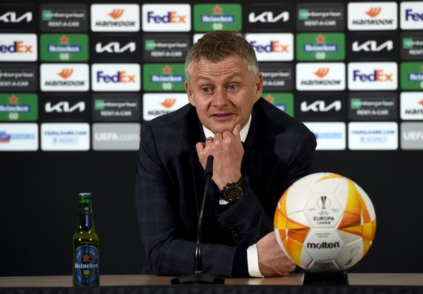 United manager Solskjaer signs new three-year contract until 2024