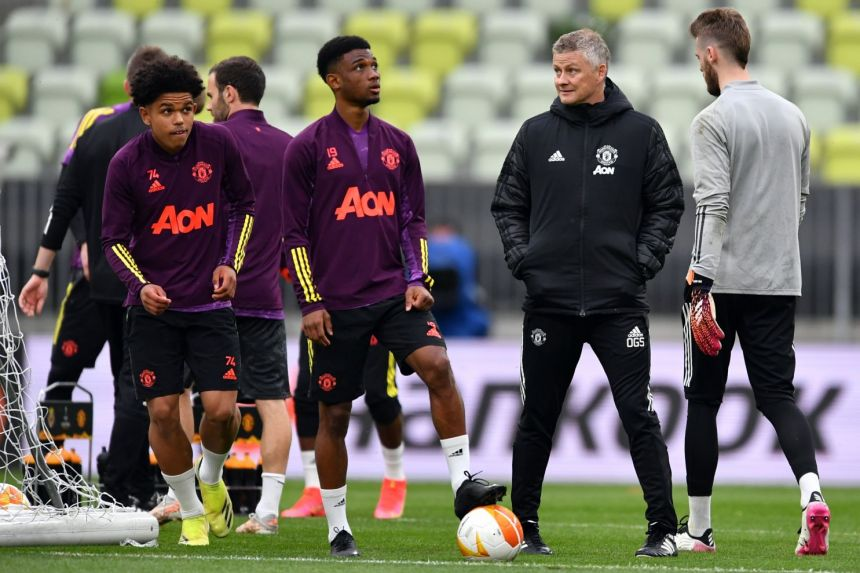 Solskjaer hoping Europa League win acts as springboard to further success