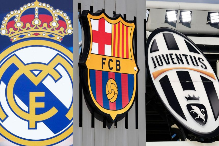 'On Super League we stand'  Real, Barca and Juve insist