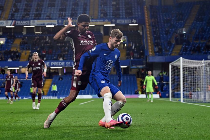 CHELSEA GAIN REVENGE OVER LEICESTER IN CRUNCH TOP-FOUR BATTLE