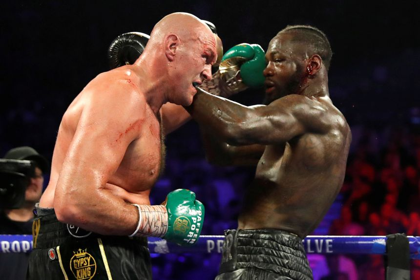 Stage Getting Set for Fury-Wilder Third Fight