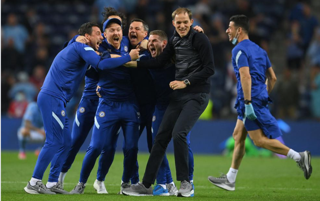 How much Chelsea have made after Champions League victory