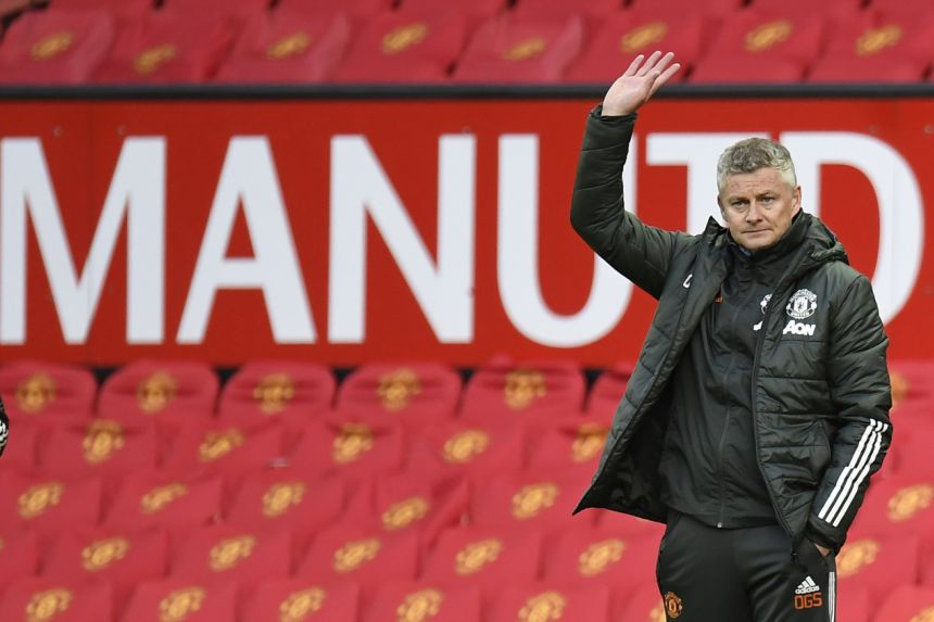 MAN UNITED'S SOLSKJAER ADMITS MAN CITY'S SUPERIORITY