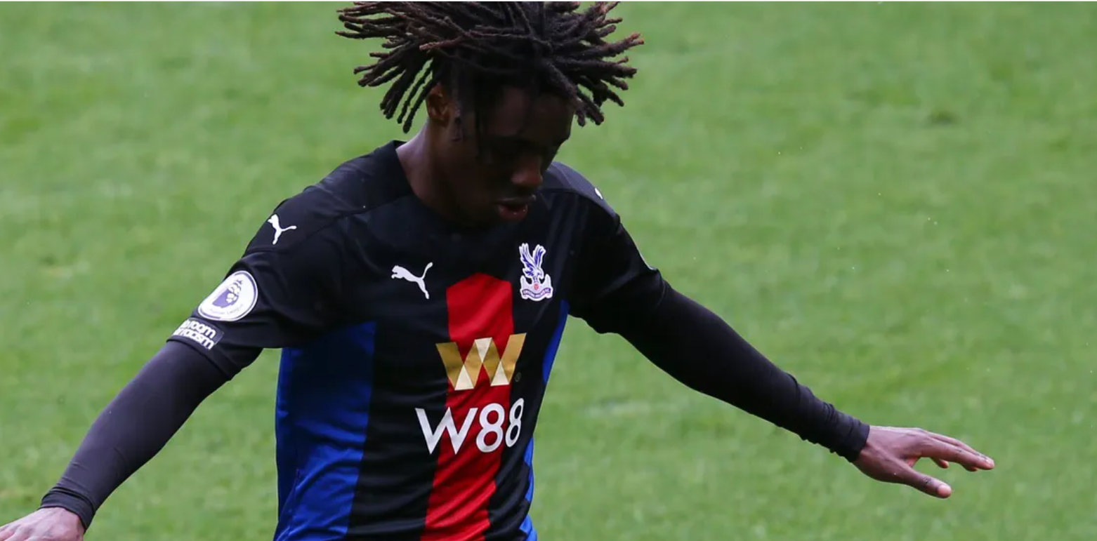 NIGERIAN-BORN EBERECHI  EZE STEERS CRYSTAL  PALACE INTO PREMIER LEAGUE
