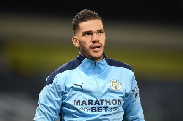 Man City's Ederson yearns for fifth kick if final match goes into penalty Shoot-out