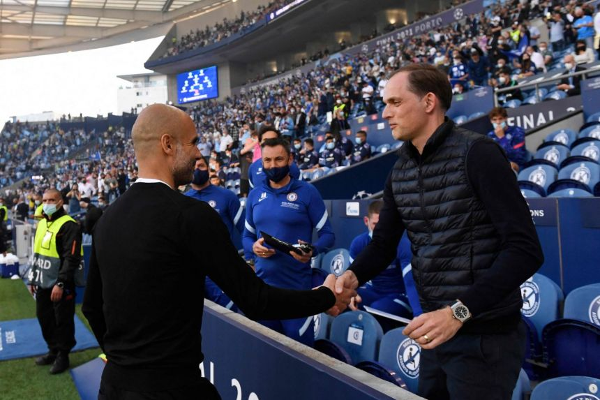 Pupil beats master as Chelsea's Tuchel gets the better of Guardiola