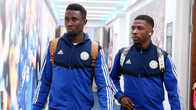 GOAL SCORING SENSATION, IHEANACHO AND NDIDI SET FOR FA CUP GLORY