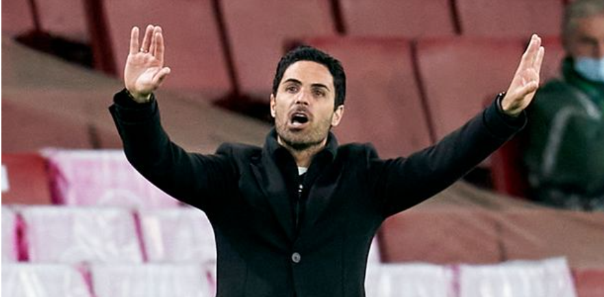 AFTER EUROPA LEAGUE EXIT, MIKEL ARTETA IS CLOSE TO ARSENAL'S EXIT GATE