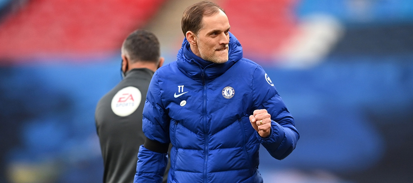 AM SET TO BECOME FIRST GERMAN MANAGER TO WIN FA CUP – TUCHEL