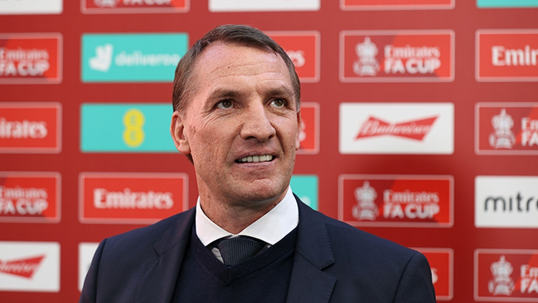BRENDAN RODGERS WRITES ON HIS MISSION TO MAKE EMIRATES FA CUP HISTORY WITH LEICESTER