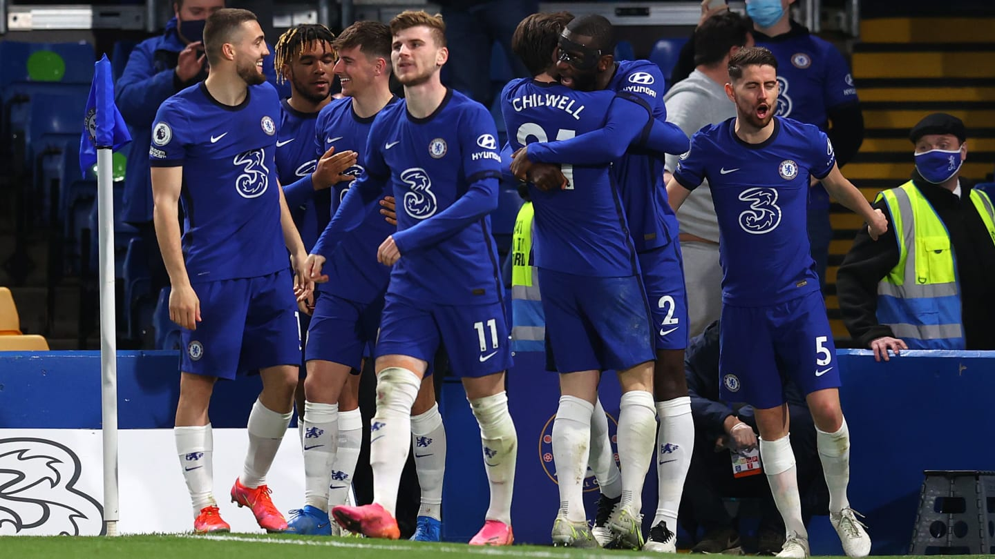 The Chelsea team that should start against Manchester City in Champions League final