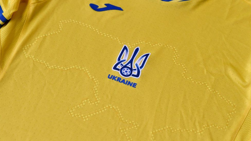 Euro 2020: Ukraine's new 'provocative' kit sparks outrage in Russia