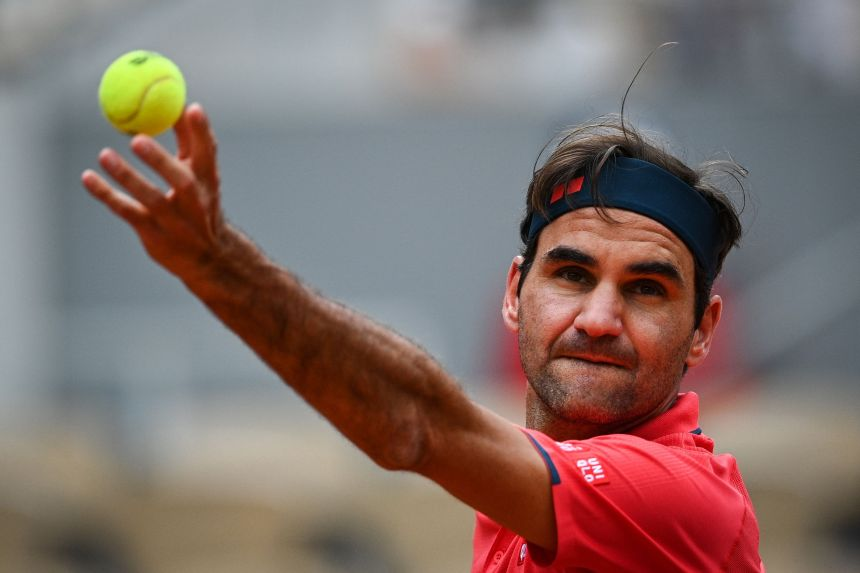 Tennis ace, Roger Federer withdraws from Tokyo Games