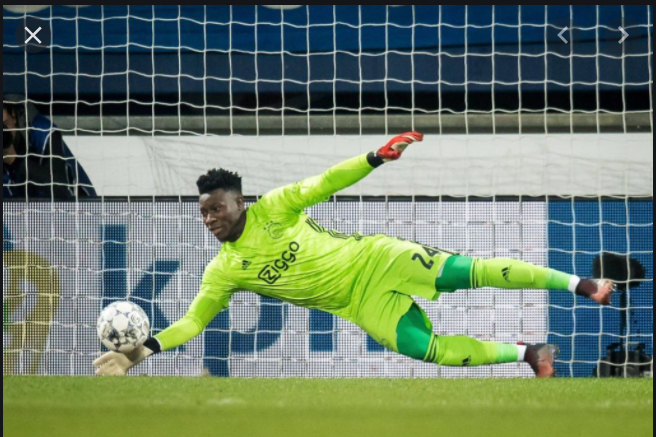 Cameroon's Andre Onana's doping ban reduced by CAS