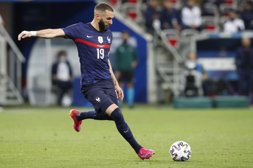 Euro 2020 build-up: Karim Benzema shines in France's 3-0 win against Wales