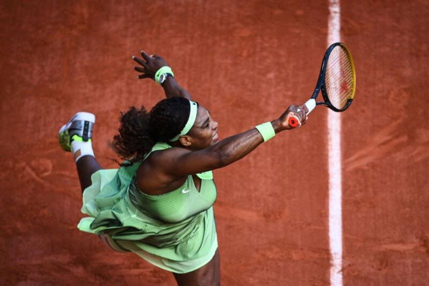 24th Grand Slam title is mission impossible for Serena Williams;  knocked out of French Open