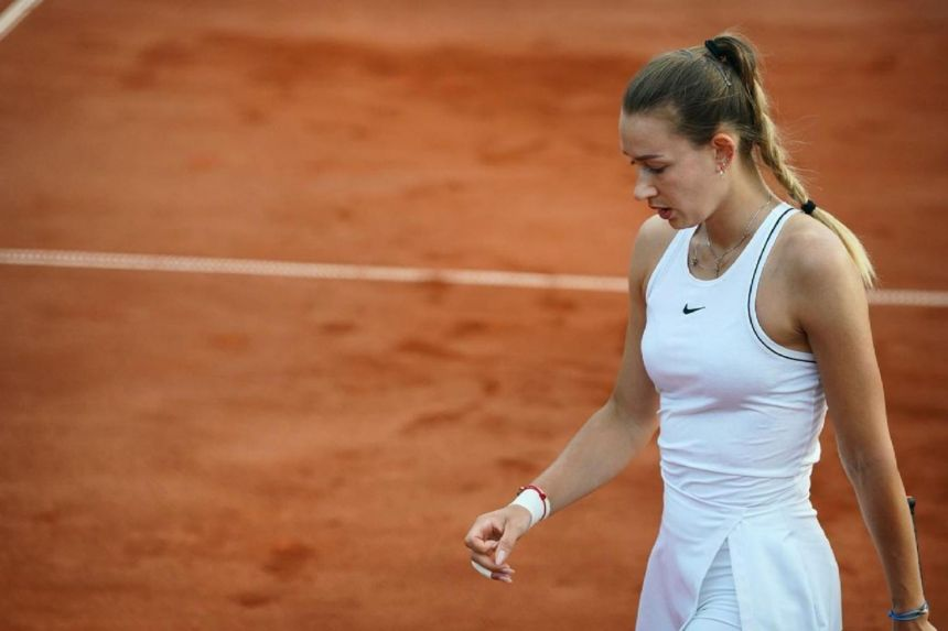 Breaking: Russian player Yana Sizikova detained over  match-fixing at French Open