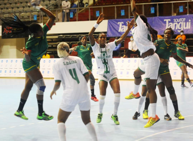 Again, Cameroon get the upper hand over Nigeria