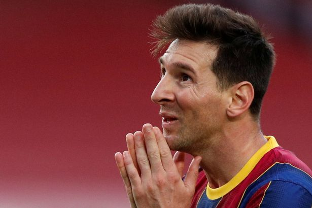 Barca must cut £170m wage bill to re-sign Messi