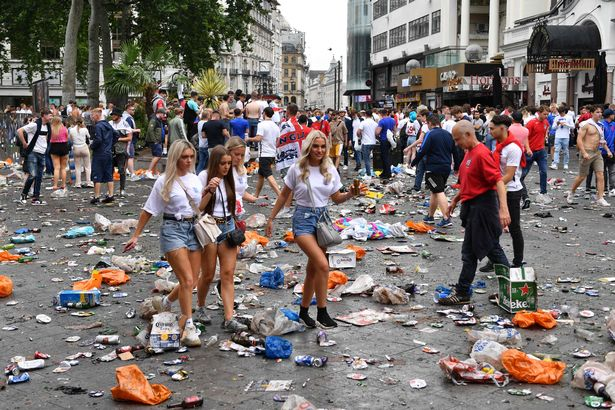 Anticipated finest moment turned 'Night of Disgrace' for England…Serious sexual assault recorded