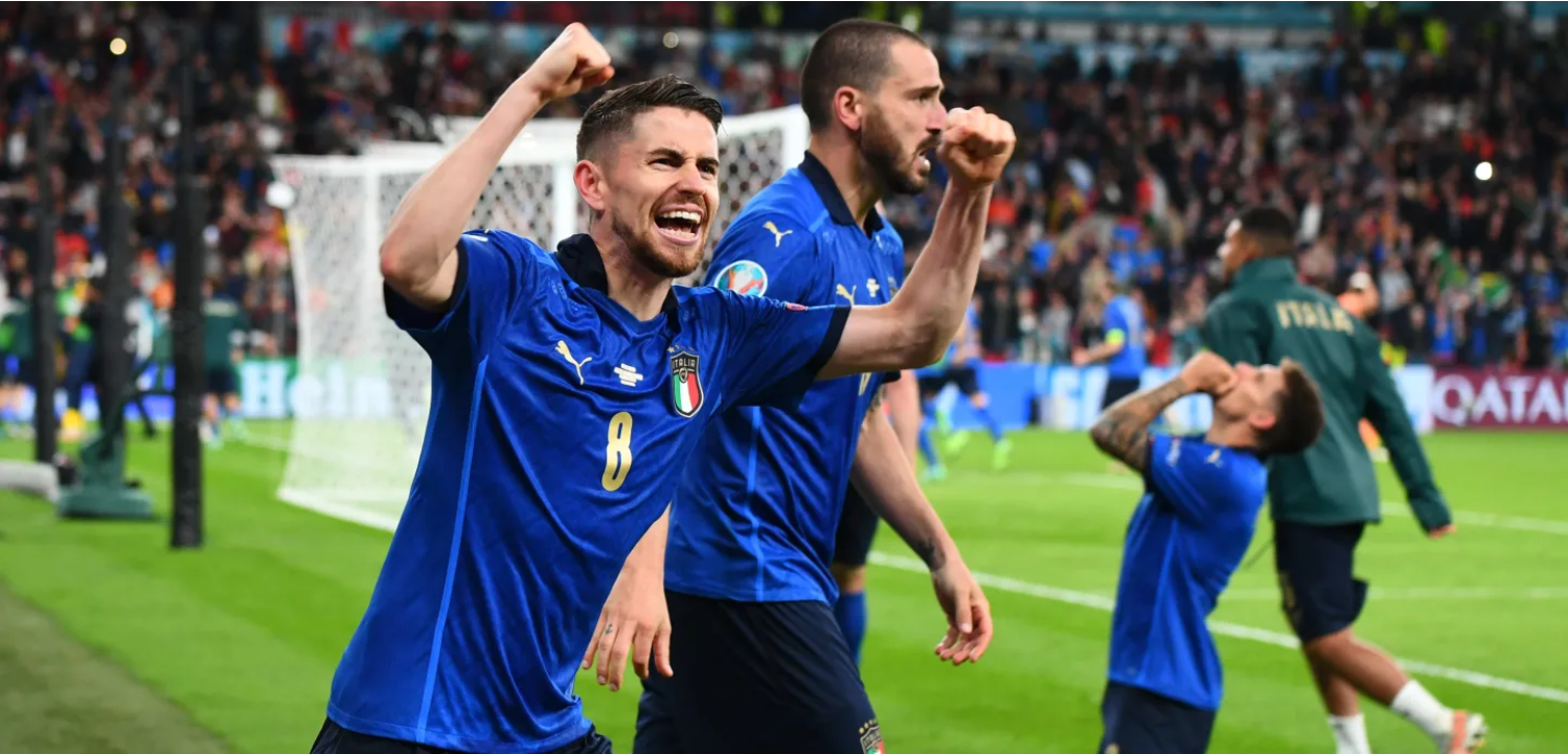 Euro 2020: Football leaves home for Rome!