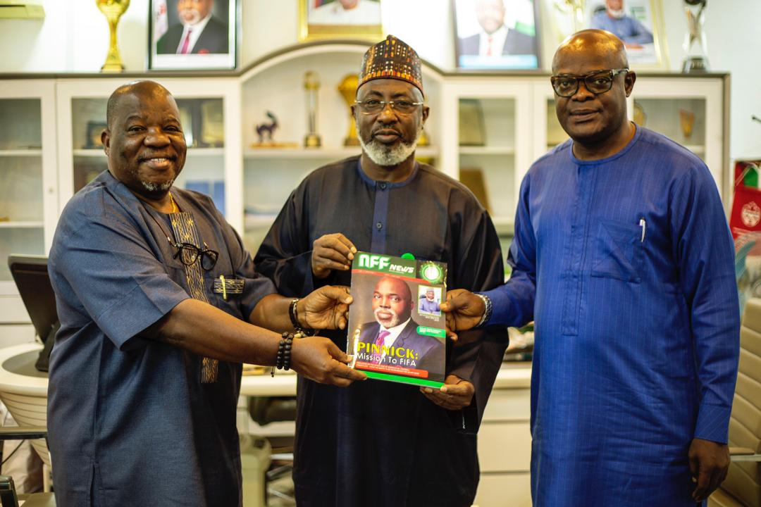 NFF rolls out quarterly magazine, 'NFF News'