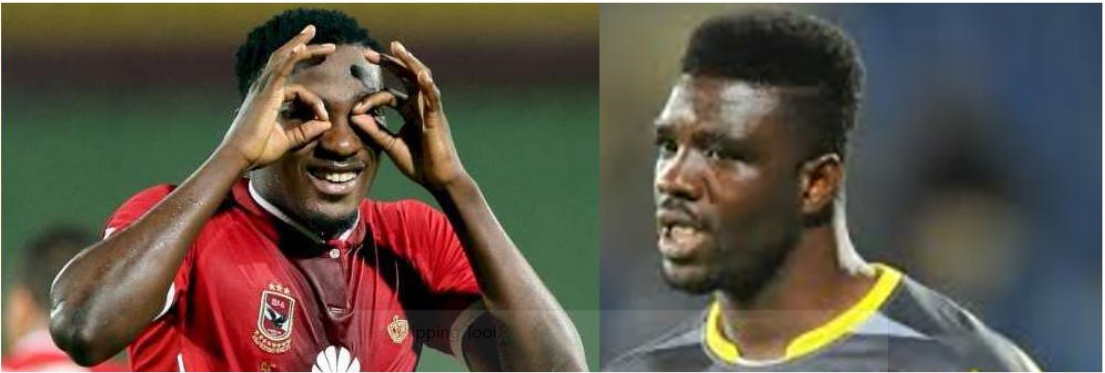 Two Nigerian players to clash in CAF Champions League Final