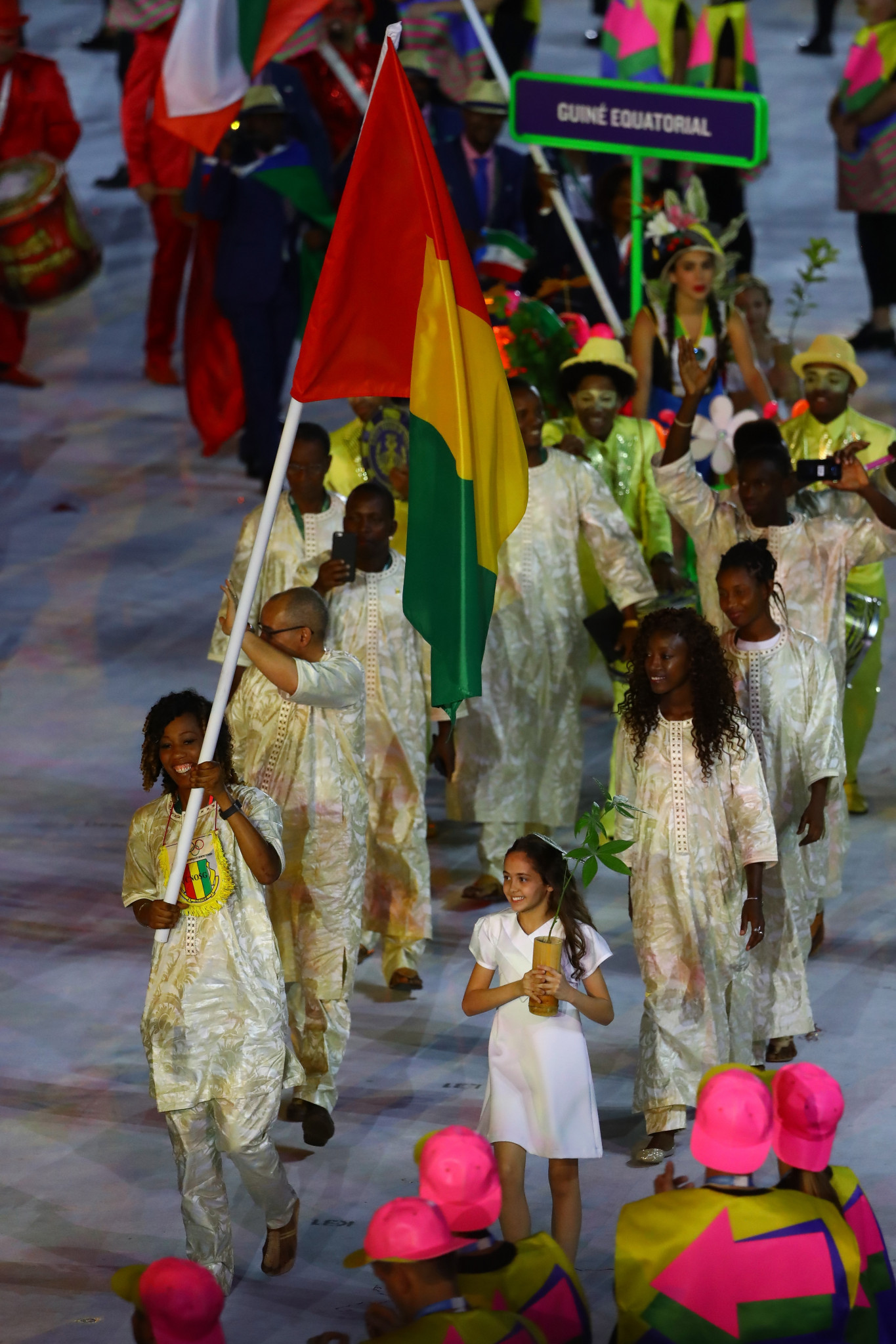 Guinea withdraw from Tokyo 2020 Olympics