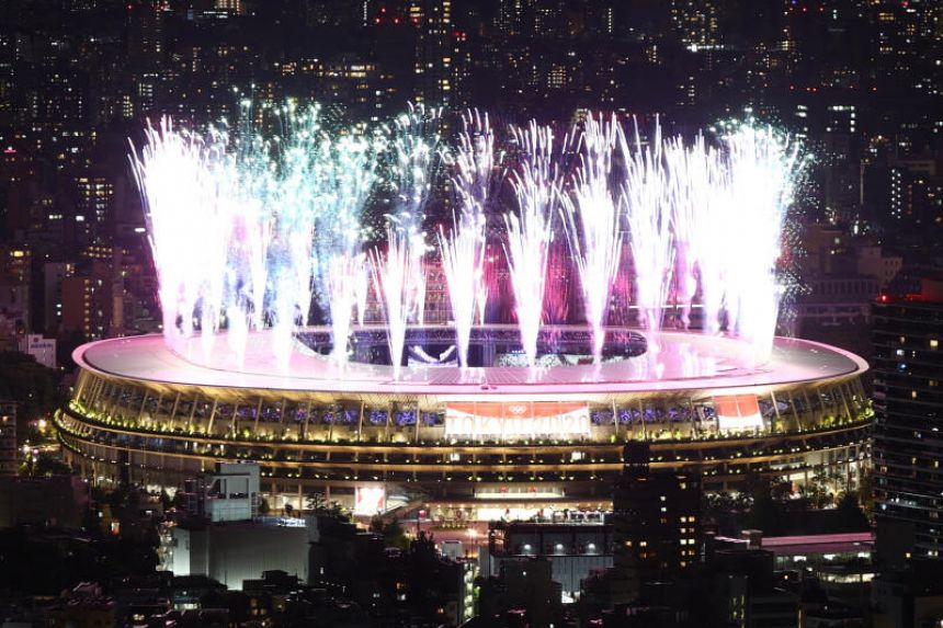An opening ceremony like no other as Japan welcomes the world