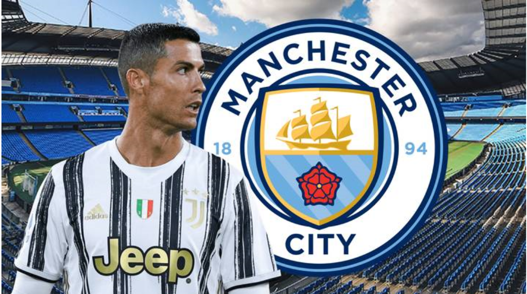 Ronaldo agrees personal terms with Manchester City