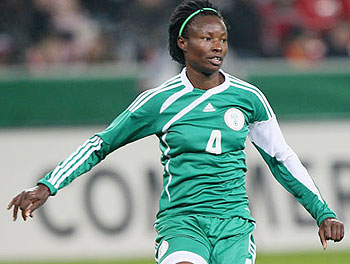 Girl-child will get inspired with Aisha Buhari Cup, says four-time African Footballer of the Year, Nkwocha